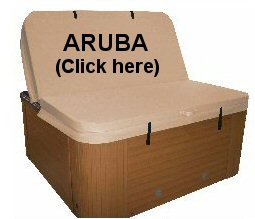 Spa Covers In Stock Aruba Hot Tub Cover Made in Canada